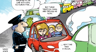 Cartoon: 18 October 2016
