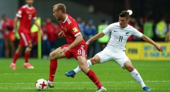 Confederations Cup: Russia 2 – New Zealand 0