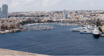 New photomontages show Gzira skyline under shadow of Metropolis and 14 East high-rises