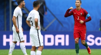 Confederations Cup | Portugal 4 – New Zealand 0