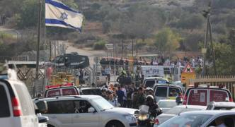 Updated | Three Israelis killed by Palestinian gunman in settlement near Jerusalem
