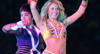 Shakira longing for Paul the octopus; Wyclef favours Germany