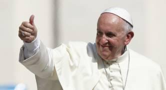 Traffic jams, Francis and a tongue-tied EU