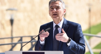 [WATCH] Busuttil pledges key Gozo policies in first 100 days of PN government