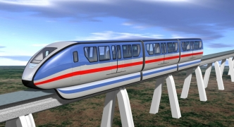 Epitaph in memory of a monorail dream