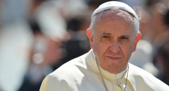 Pope Francis calls on all faiths to 'show mercy to the earth'