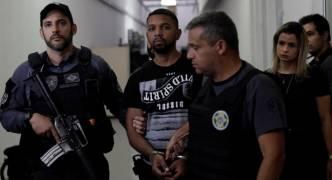 [WATCH] Rio police capture drug boss 'Rogerio 157'