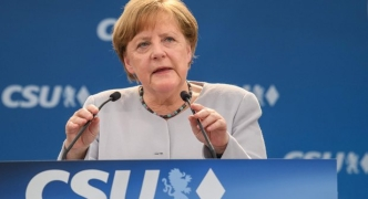 Angela Merkel: EU 'can no longer rely on allies' after Trump and Brexit