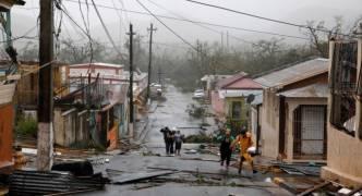 Hurricane Maria: Puerto Rico in total blackout