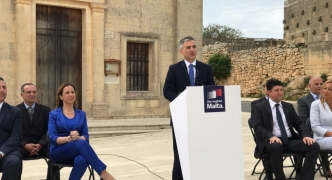 [WATCH] PN government will limit positions of trust to 'bare minimum', Busuttil vows