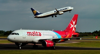 Air Malta to increase seat capacity to Brussels during summer