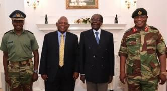Zimbabwe's Mugabe refuses to resign