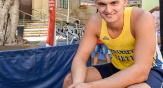 [WATCH] Maltese rower breaks world record in indoor rowing