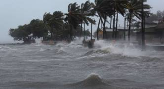 Hurricane Jose far from US East Coast as Storm Maria forms