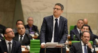 Adrian Delia leads Opposition walkout from Parliament