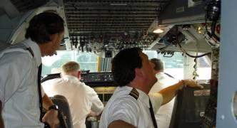 New airline, if pilot talks fail