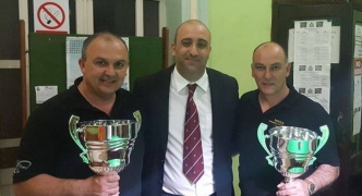 Snooker: National Masters League organised by the MBSA