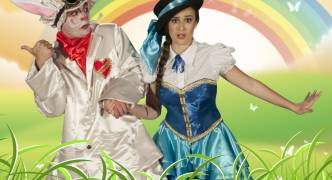 Jump into the rabbit hole with this year's Masquerade pantomime at the Manoel Theatre