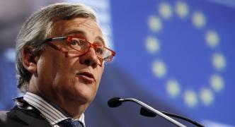 Tajani elected European Parliament president