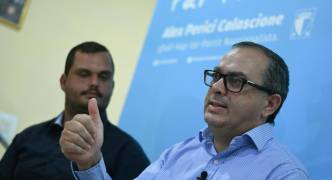 Alex Perici Calascione promises 'responsible and disciplined' PN finances