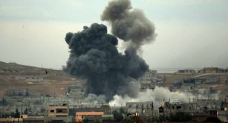 US-led coalition: 800 Syrian and Iraqi civilians have been killed since start of campaign