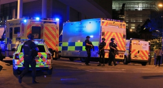 Updated | Police make arrest in connection with Manchester bombing which left 22 dead, 59 injured