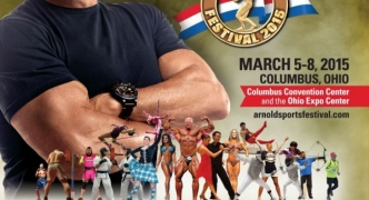 The 2015 Arnold Sports Festival