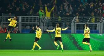 UEFA Champions League | Borussia Dortmund 4 – Benfica 0