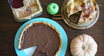 Three recipes to spice up your pie game