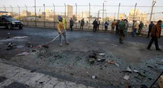 At least 25 dead in Baghdad double suicide attack