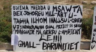 Bank to seize Bahrija farmland from controversial landowners