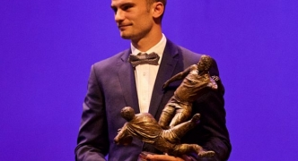 Hibernians midfielder Bjorn Kristensen wins MFA Footballer of the Year award