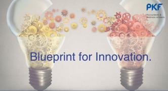 Blueprint for innovation