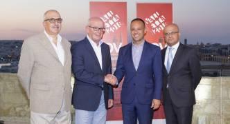 Bank of Valletta named preferred partner of Valletta 2018 Foundation