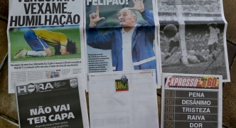 Brazilian media deride humiliating defeat against Germany