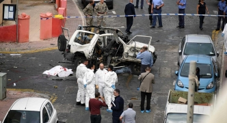 Cabinet 'angered and shocked' by frequent car bomb attacks