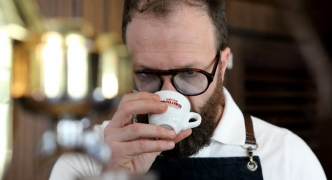 Award-winning barista gives training session on 'perfect' espresso