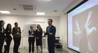 Calamatta Cuschieri Group conducts training with Carlo Pignataro