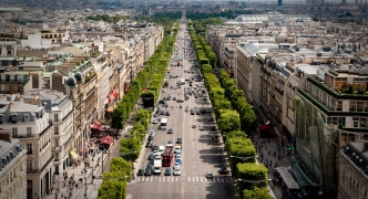 Paris police evacuate Champs-Elysees, security operation under way