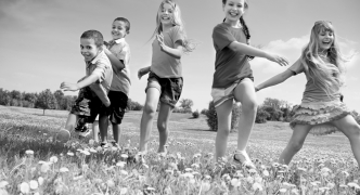 Homework, football, ballet, catechism…  where is the free time for kids?