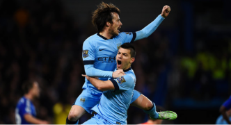 Chelsea keep five-point lead after 1-1 draw with close rivals City