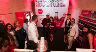Coca-Cola at the Malta Fashion Week and Awards
