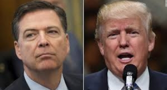 Trump: 'I did not record former FBI chief Comey'