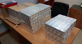 Flight passenger stopped at MIA with 120 cartons of undeclared cigarettes