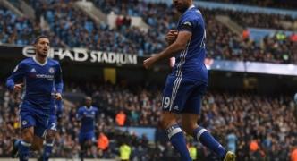 Barclays Premier League | Chelsea 3 – Manchester City 1