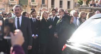 [WATCH] Caruana Galizia funeral | Archbishop: 'Killers will never escape God's justice'