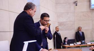 Nationalist Party leader sworn in as member of parliament