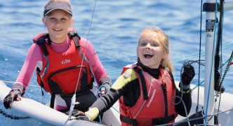 Well attended Dinghy Championships at Royal Malta Yacht Club