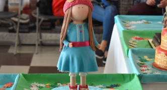 [IN PICTURES] Doll cake wins first in KitchenAid Cake Master competition
