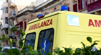 23-year-old suffers grievous injuries after being run over